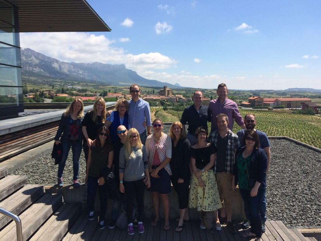 Wine tour to Rioja