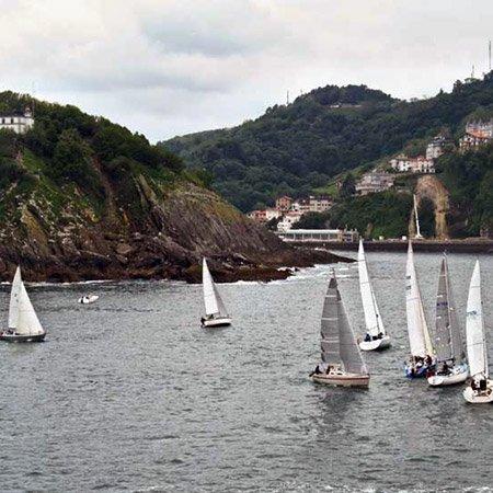 sailing-san-sebastian