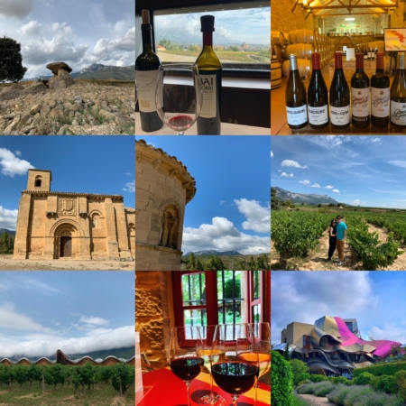 Rioja wine heritage and history