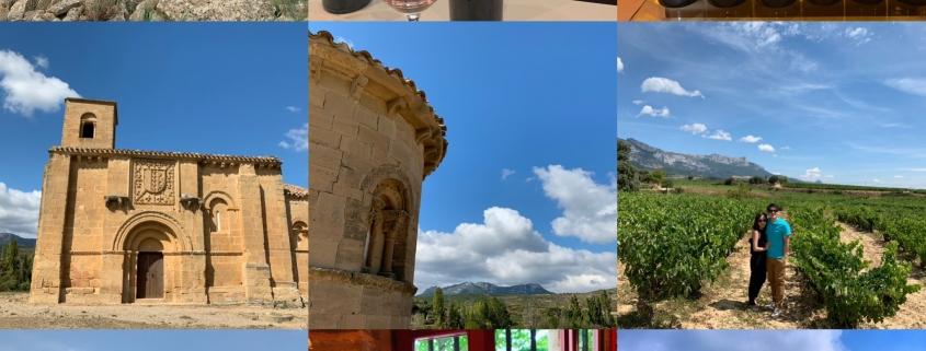 Rioja wine heritage and history