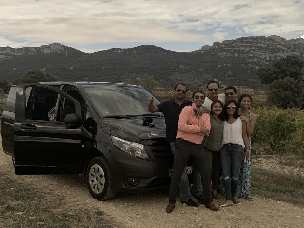 San Sebastian trips in Rioja
