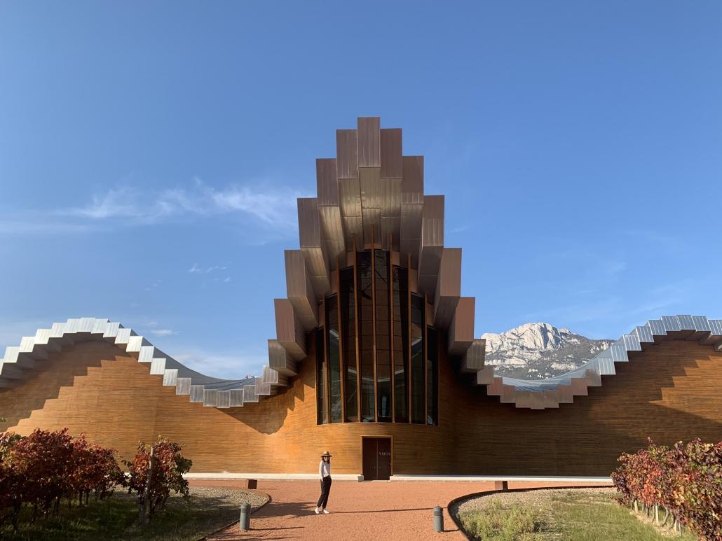 Ysios in Rioja