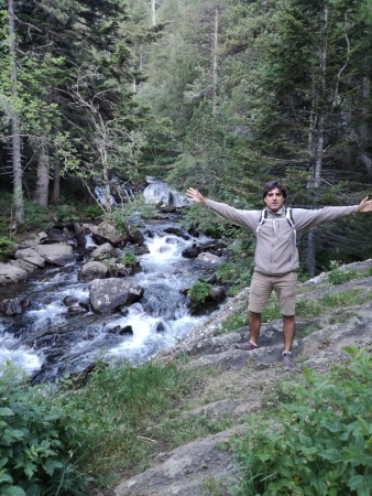 Pyrenees fishing